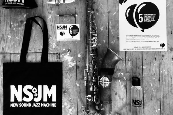 thomsa marketing and communicatie new sound jazz machine